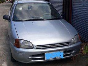Toyota Starlet 1999 model for sale