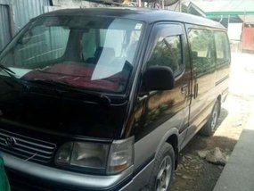 Toyota Super custom van 1993 for sale