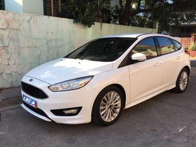 2017 Ford Focus Sports 1.5L Ecoboost