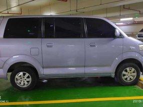2009 Suzuki APV glx for sale