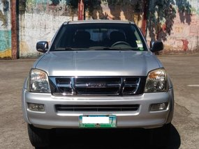 Sell Used 2004 Isuzu D-Max at 95720 km in Quezon City