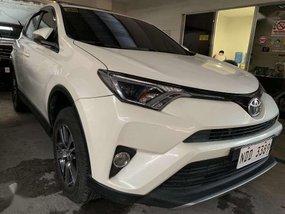 2017 Toyota RAV4 Active Automatic Pearl White