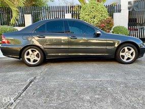 Mercedes Benz C200 2001 for sale