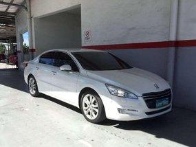 2013 Peugeot 508 AT Diesel for sale