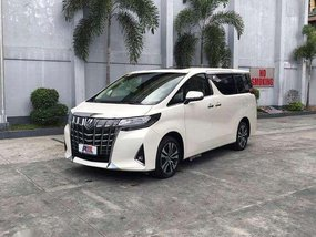 Toyota Alphard Automatic 2018 new for sale