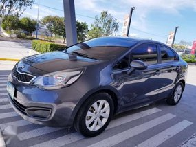 Kia Rio Sedan Manual 2013 for sale