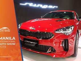 MIAS 2019: The Kia Stinger 2019 has arrived!