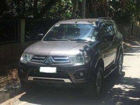 2014 Automatic Mitsubishi Montero Sport GLX
