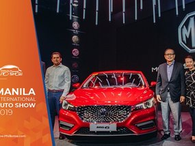 MIAS 2019: The MG6 shows us that fast is back