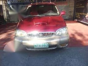 2001 Kia Carnival Diesel MT for sale