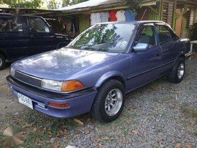 Toyota Corolla Gl 1991 for sale