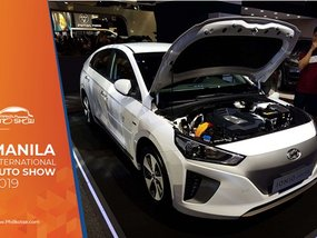 MIAS 2019: The Hyundai Ioniq Electric debuts in the Philippines