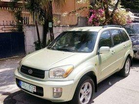Toyota Rav 4 2001 for sale