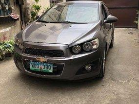 Chevrolet Sonic LTZ 2014 for sale