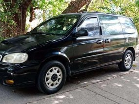 2001 Kia Carnival for sale