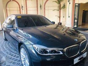 2016 BMW 740Li FOR SALE
