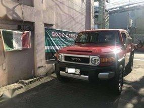 2018 Toyota FJ Cruiser 4x4 Automatic 7tkms Only!! Good Cars Cars