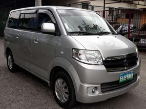 2013 Suzuki Apv Glx Manual Gasoline