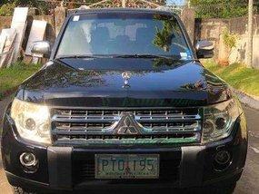 Black Mitsubishi Pajero 2010 for sale