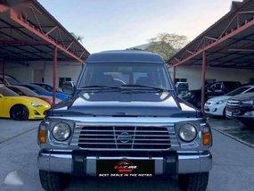 1996 Nissan Patrol Safari Executive 4x4 Manual Diesel SUV 7 seater