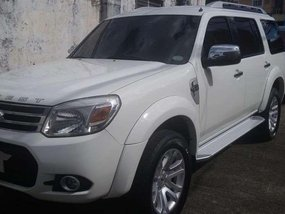 Rush sale Ford Everest 2014 automatic