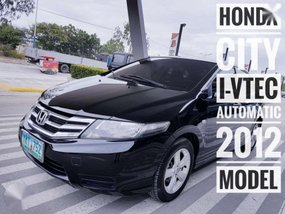 Honda City i-VTEC 2012 --- 380K Negotiable