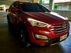 Hyundai Santa Fe MT 2015 for sale