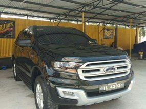 Ford Everest 2.2 2016 for sale