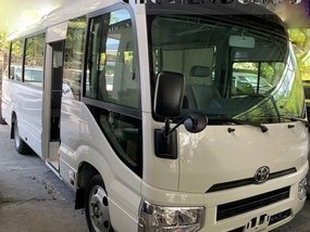 Selling Brand New 2019 Toyota Coaster Diesel Manual