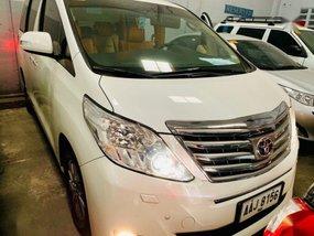 2014 Toyota Alphard for sale