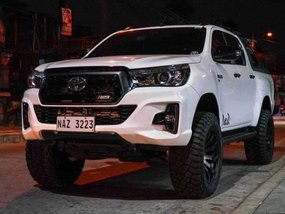 2019 Toyota Hilux 4x4 for sale