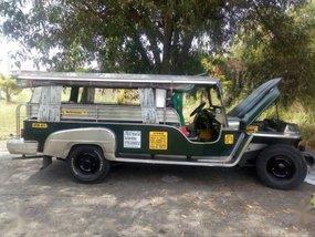 Like New Mitsubishi Jeepney for sale