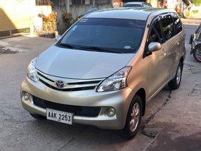 Toyota Avanza 1.3E Manual 2015 for sale