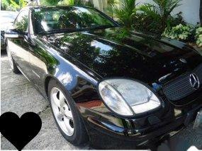 Mercedes-Benz Slk-Class 2002 for sale