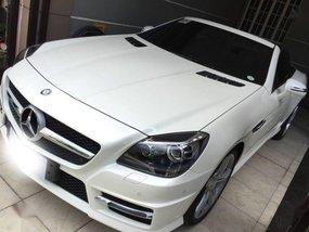 2013 Mercedes Benz SLK for sale