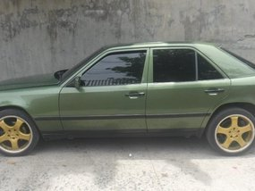 Mercedes-Benz W124 1989 for sale