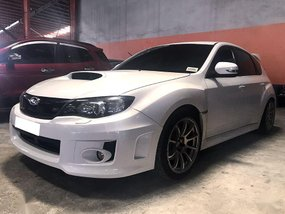 Subaru Impreza WRX STI 2008 hatchback for sale
