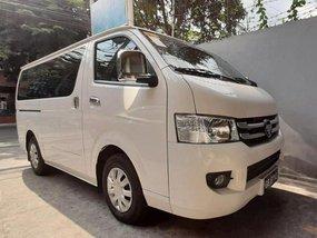 2017 Foton View Transvan for sale