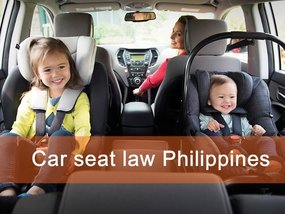 Car seat law Philippines: Republic Act No. 11229 begins at February 22, 2019