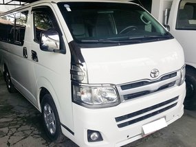 Toyota Hiace Commuter Van 2011 For Sale