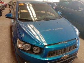 2015 Chevrolet Sonic 1.4 LTZ for sale