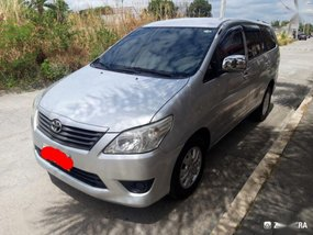 2014 Toyota Innova E for sale