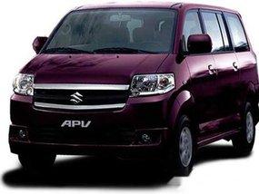 2019 Suzuki APV 1.6 GLX MT for sale