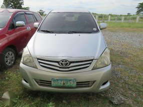 2009 Toyota Innova E for sale