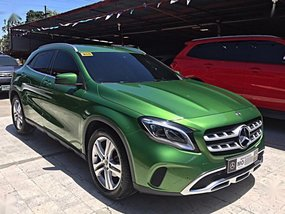 2018 Mercedes Benz GLA for sale
