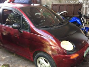 Like new Daewoo Matiz for sale
