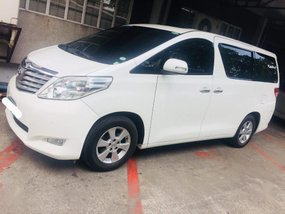 Toyota Alphard 2.4L 2011 for sale