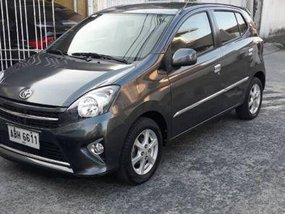 Toyota 2015 Wigo G for sale