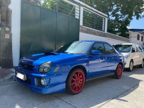 2001 Subaru Impreza Wrx Sti for sale