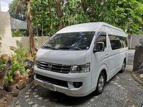 2015 Foton View Traveller Van for sale